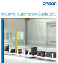 OMRON Industrial Automation Guide 2015
